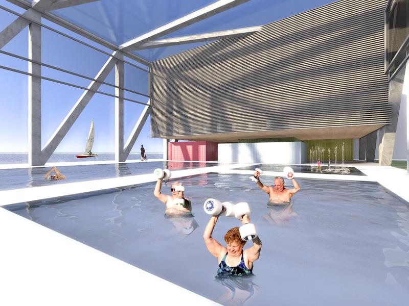 Docklands Pool Study