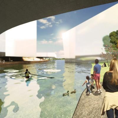 Parramatta River Ideas Competition