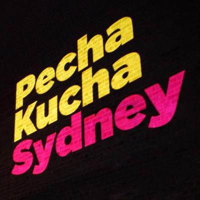 Pecha Kucha Sydney