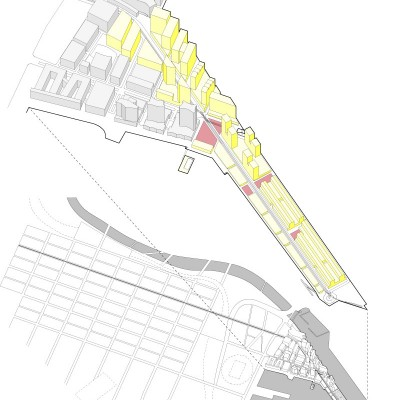 Victoria Harbour Masterplan